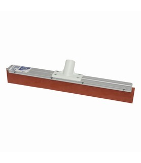 Squeegee Floor Rubber Aluminum Frame Red 450mm