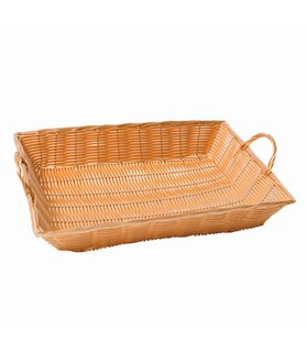 Rectangular Banquet Bread Basket 450 x 300mm