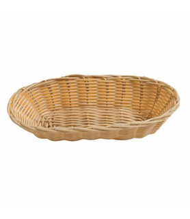 Acrylic Cracker Basket Oval