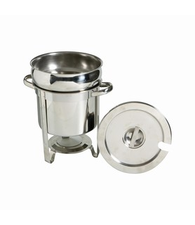 Stainless Steel Soup Chafing Dish