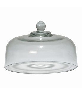 Glass Cake Dome 287mm