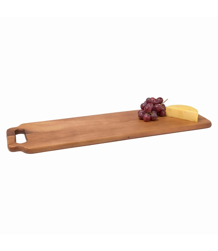 Rectangular Wooden Board With Handle