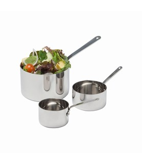 Stainless Steel Mini Saucepan 315ml