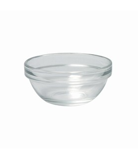 Empilable Glass Stackable Bowl 9cm