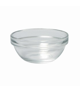 Empilable Glass Stackable Bowl 12cm