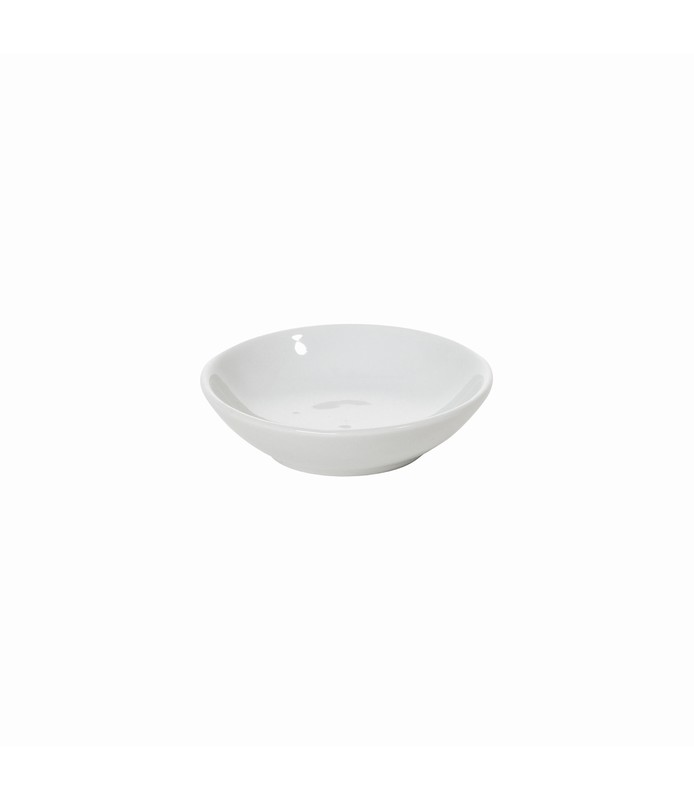 Host Classic White Sauce/Butter Dish 100mm