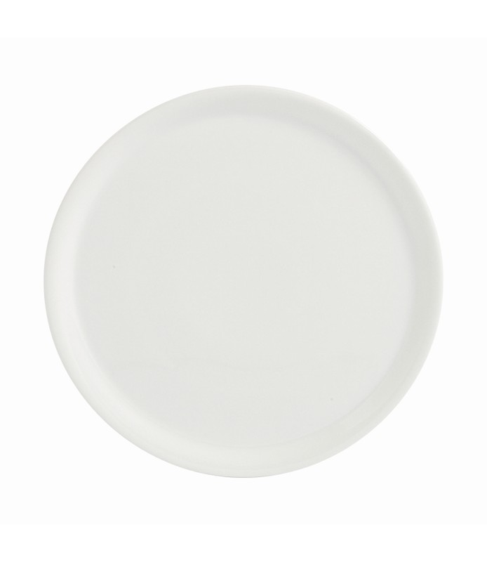 Host Classic White Pizza/Cake Plate 330mm