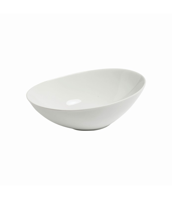 Host Classic White Oval Bowl 155 x 105 x 44mm