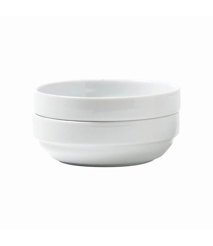 Host Classic White Stackable Bowl 110 x 40mm