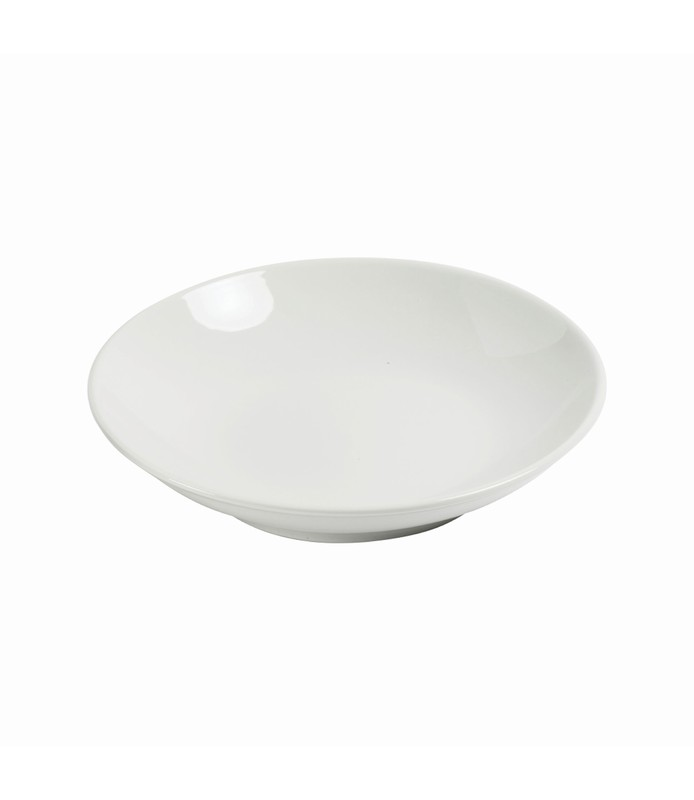 Host Classic White Round Coupe Plate 230mm