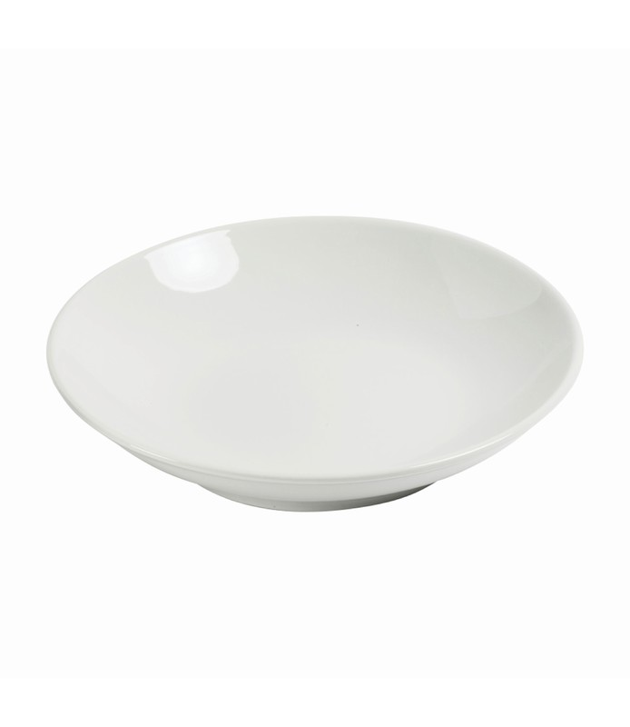 Host Classic White Round Coupe Bowl 260 x 50mm