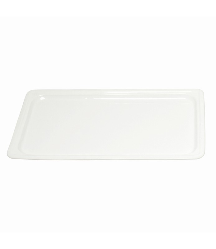 Porcelain Gastronorm Pan 1/1 25mm Deep