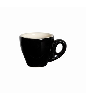 Lulu Espresso Cup Black 80ml