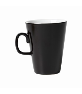 Lulu Mug Black 350ml