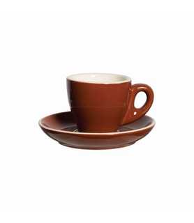 Lulu Espresso Cup Brown 80ml