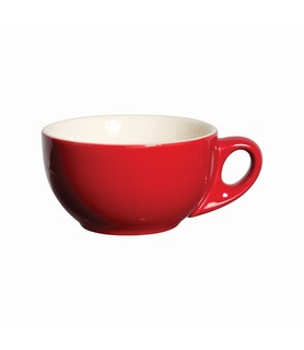 Lulu Cappuccino Cup Red 220ml