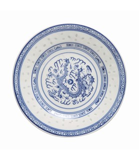 Made In China Round Plate 200mm
