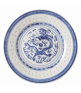 Made In China Round Plate 250mm