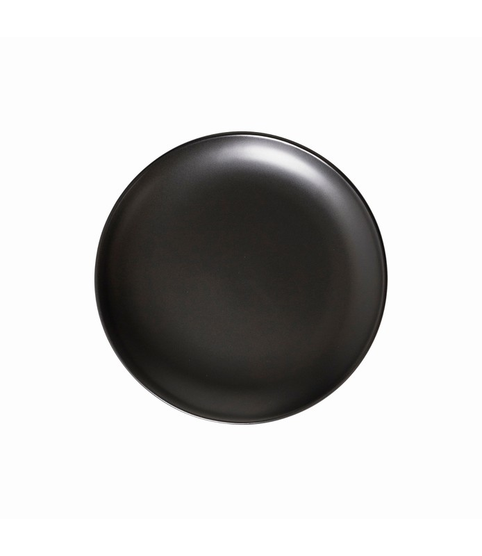 Onyx Round Coupe Plate 180mm