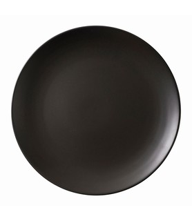 Onyx Round Coupe Plate 300mm
