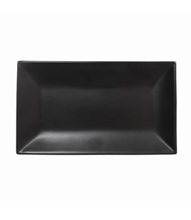 Onyx Rectangular Plate 250 x 150mm