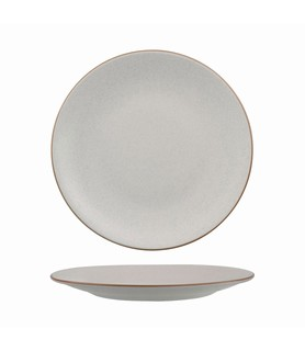 Zuma Coupe Plate Round Mineral 260mm