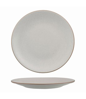 Zuma Coupe Plate Round Mineral 285mm