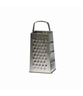 Stainless Steel 4 Sided Tapered Grater