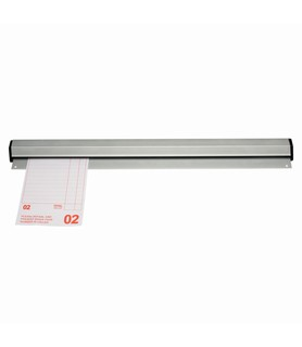 Aluminium Docket Grab Rail 1200mm