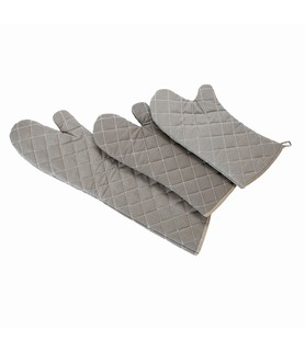 Oven Mitt Fire Resistant 380mm