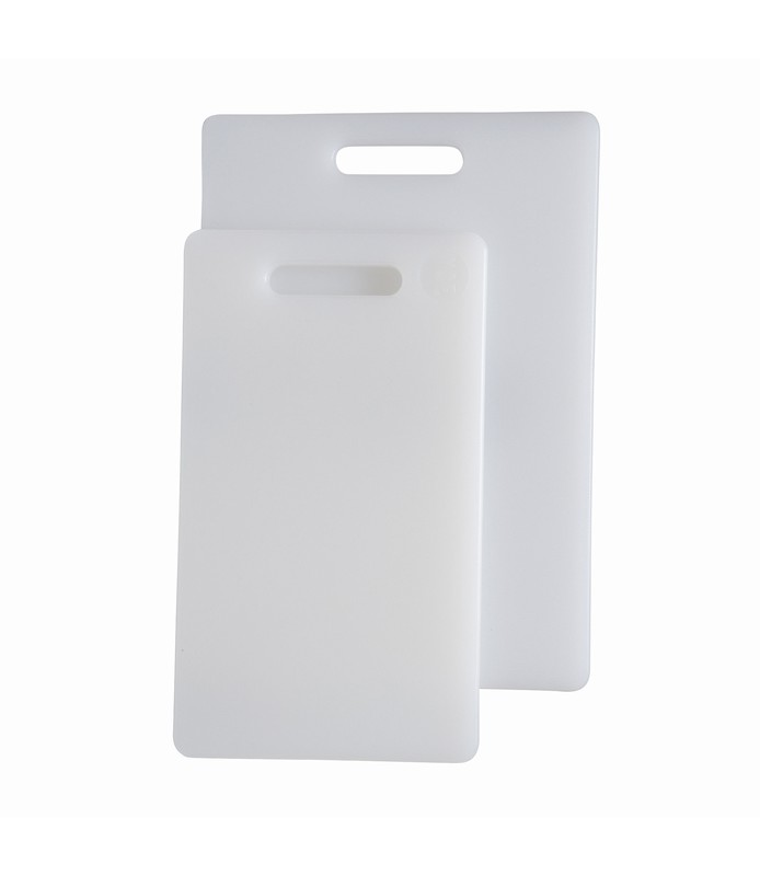 Cutting Board With Handle White