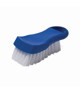 Blue Cutting Board Brush