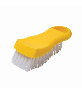 Yellow Cutting Board Brush