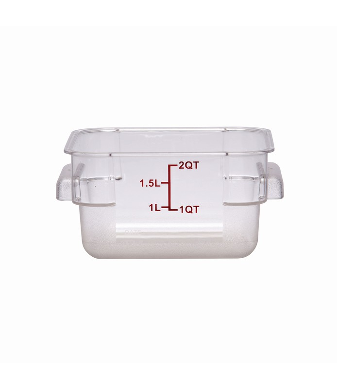 Polycarbonate Food Storage Container 2L
