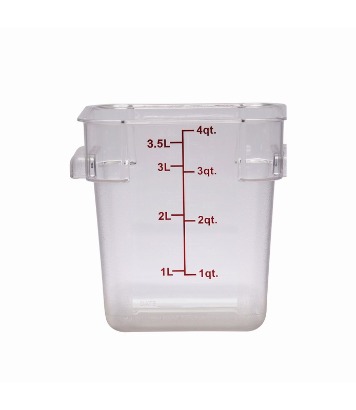 Polycarbonate Food Storage Container 4L