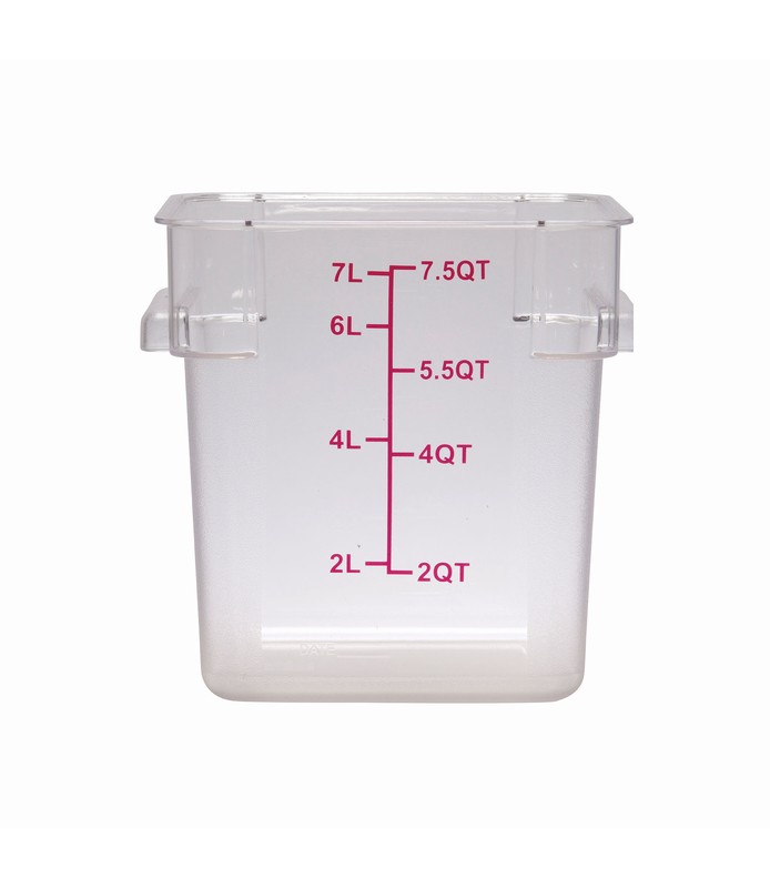 Polycarbonate Food Storage Container 8L