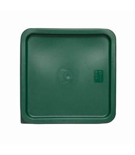Green Square Food Container Lid 290 x 290mm