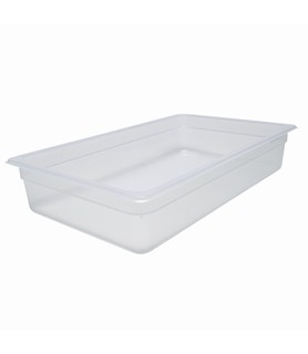 Polypropylene Food Pan 1/1 x 150mm Deep