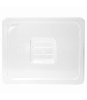 Polycarbonate Food Pan Lid 1/1
