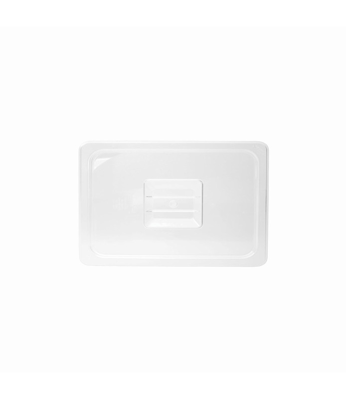 Polycarbonate Food Pan Lid 1/9
