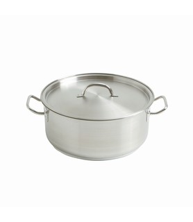 Stainless Steel Casserole Pot 7.5L