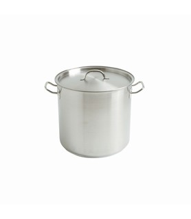 Stainless Steel Stockpot 11L