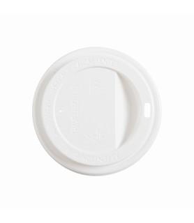 Alfresco Coffee Cup Lid Black 12oz & 16oz 1000 Per Ctn
