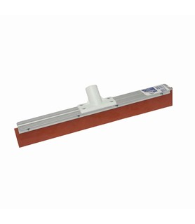 Squeegee Floor Rubber Aluminum Frame Red 600mm