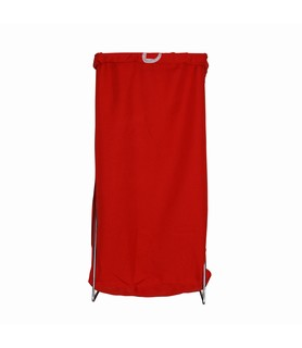 Laundry Bag Red 75 x 35cm