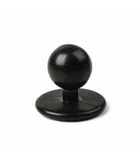 Button Black Removable