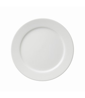 Hunter Reid Porcelain Plate Wide Rim 260mm