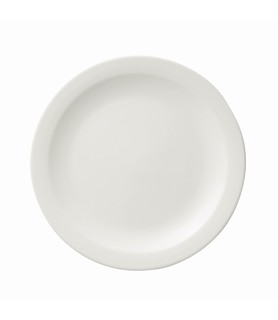 Hunter Reid Porcelain Plate Narrow Rim 260mm