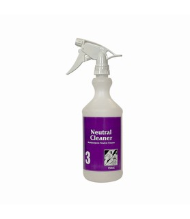 Chemform Spray Bottle 750ml Purple #3 Neutral Cleaner