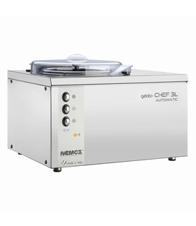 Sammic Chef Automatic Gelato Machine 3L